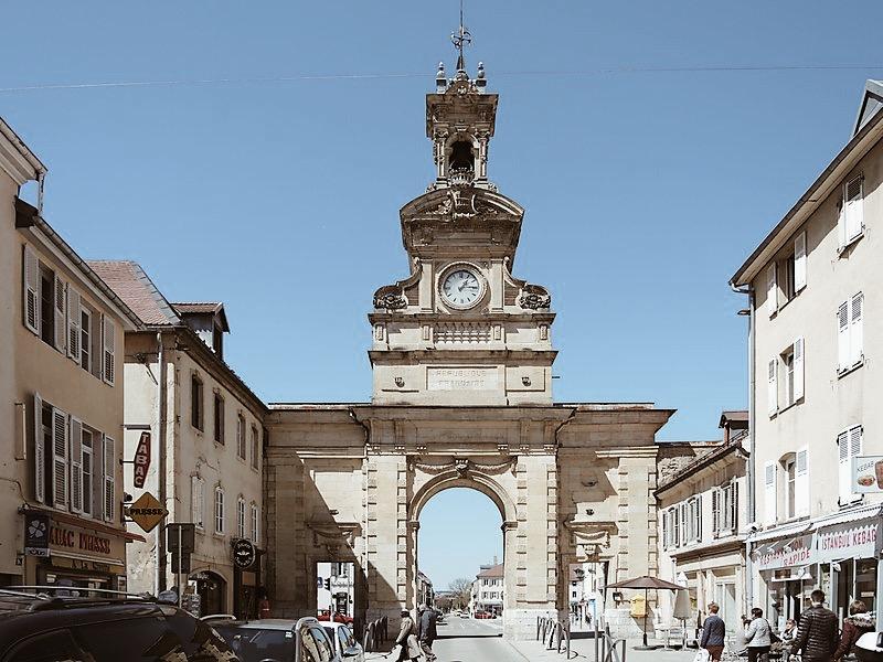 Pontarlier doubs franche-comté